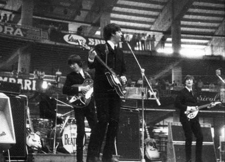 The Beatles Visit In Italy By Salvatore Libertino