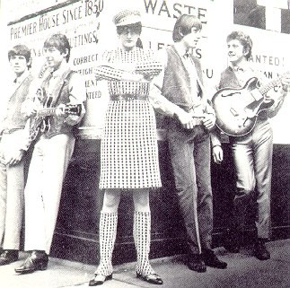 Stu James & The Mojos - Wonder If She Knows / Wait A Minute